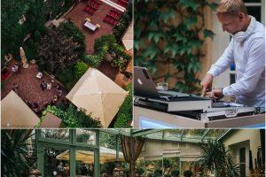 DJ renginiui